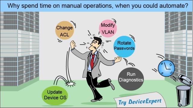 DeviceExpert - Automation