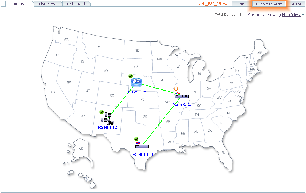 Network Mapping As You Want It ManageEngine Blogs - Us map visio