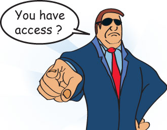 password-access