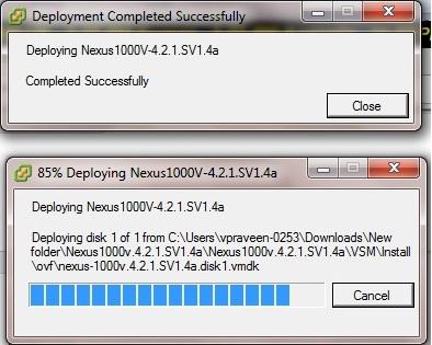 Cisco Nexus 1000V deployment on ESX servers - ManageEngine Blog