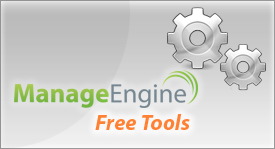 ManageEngine Free Tools