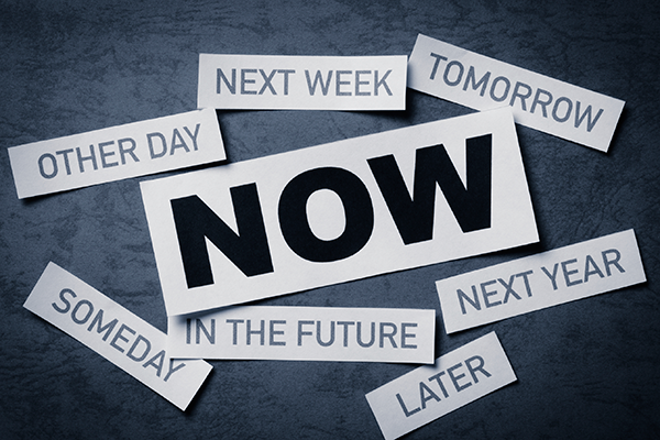 Fight Procrastination Day – September 6, 2013