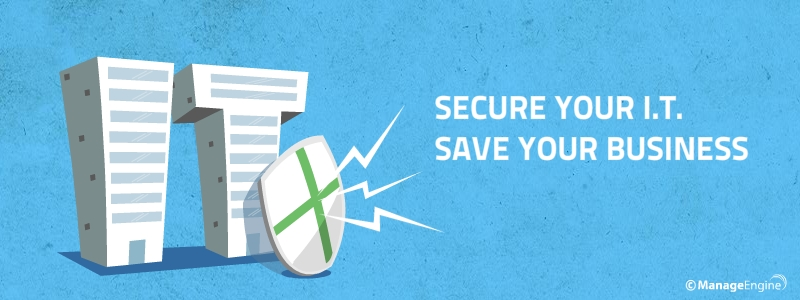 This Week's Five: Secure Your IT, Save Your Business.