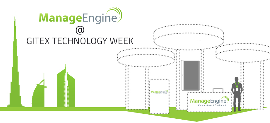 ManageEngine GITEX Technology Week