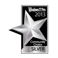 Desktop Central Wins Community Choice Awards from Windows IT Pro Magazine!