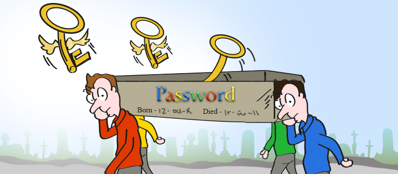 passwords-are-dead