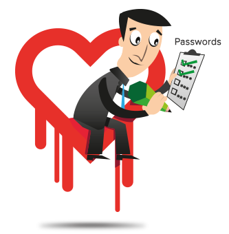 ​The Heartbleed Bug: How to Mitigate Risks with Better Password Management