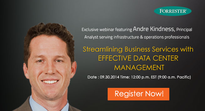 data center management webinar