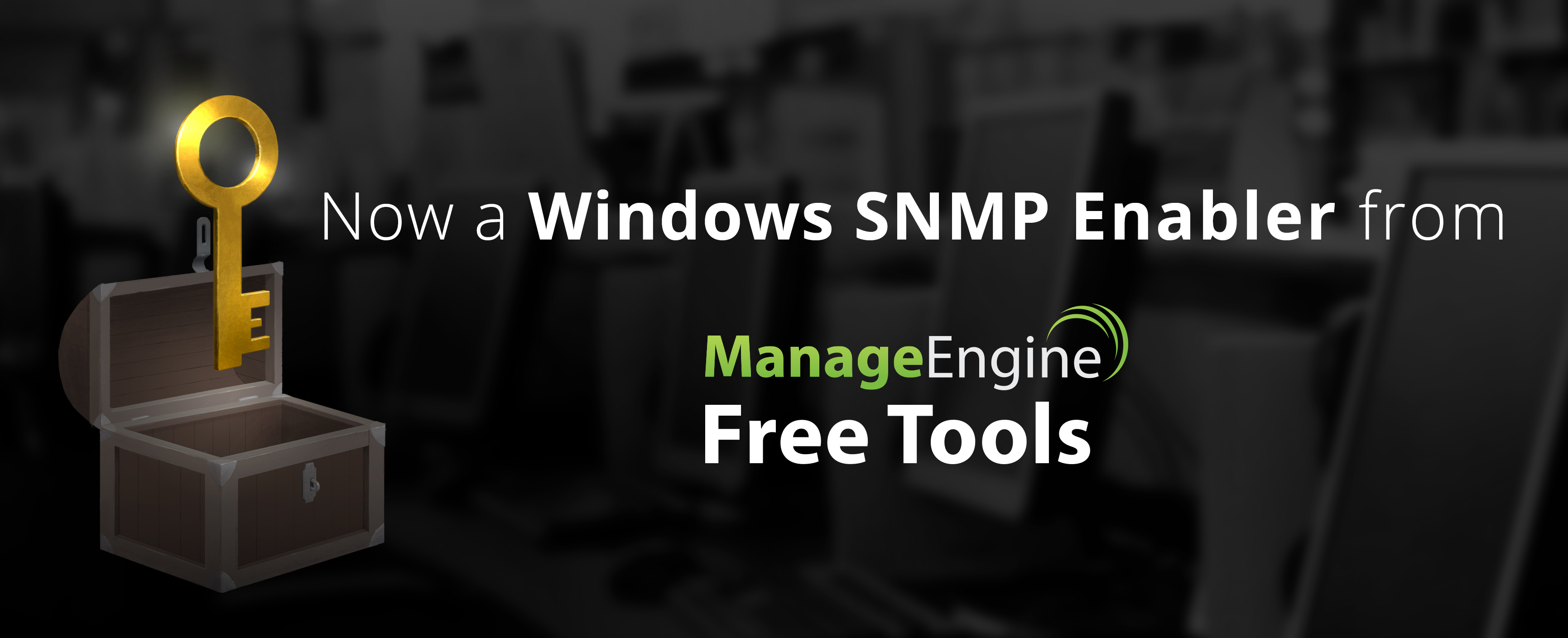 Enable SNMP Service on Your Remote Windows Machines for Free!