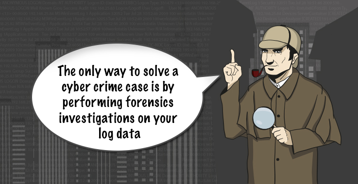 Solving a Cyber Crime Case like Sherlock Holmes