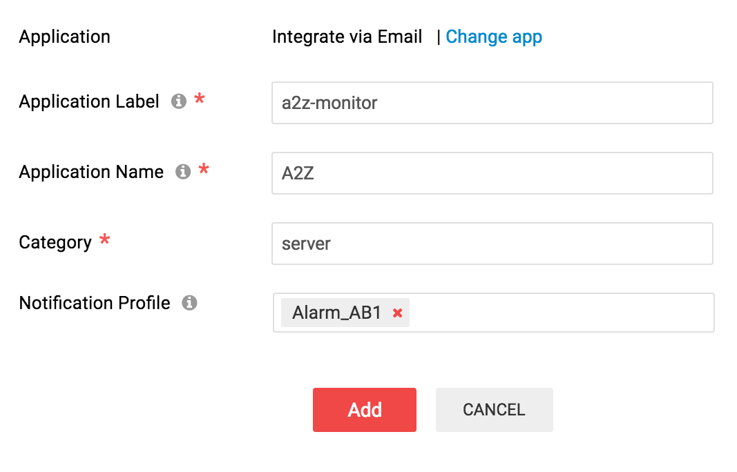 AlarmsOne integrations are as easy as it gets, thanks to email