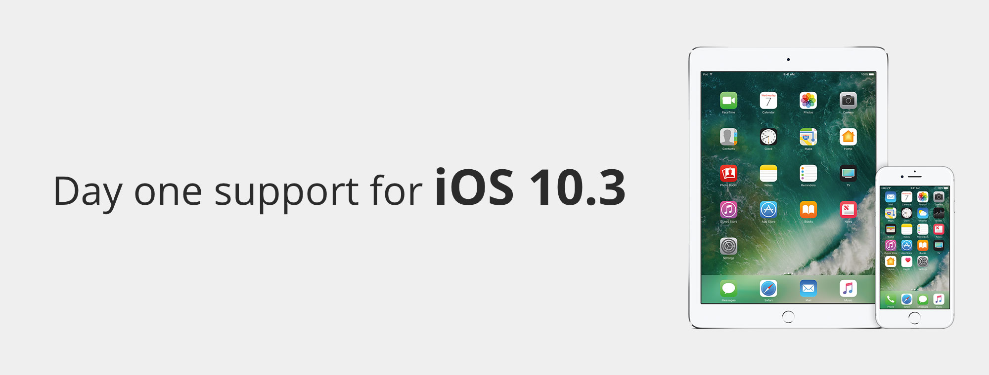 ios 10.3 support