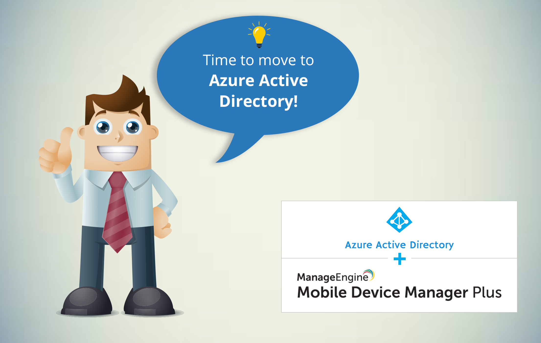 Using Azure Active Directory ? We've got you covered