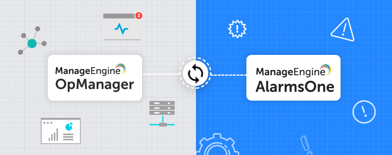 AlarmsOne-OpManager-Integration