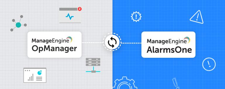 AlarmsOne-OpManager-Integration