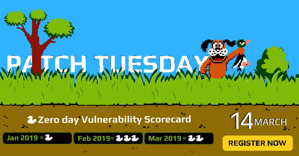 Zero-day vulnerabilities patched in this month's Patch Tuesday