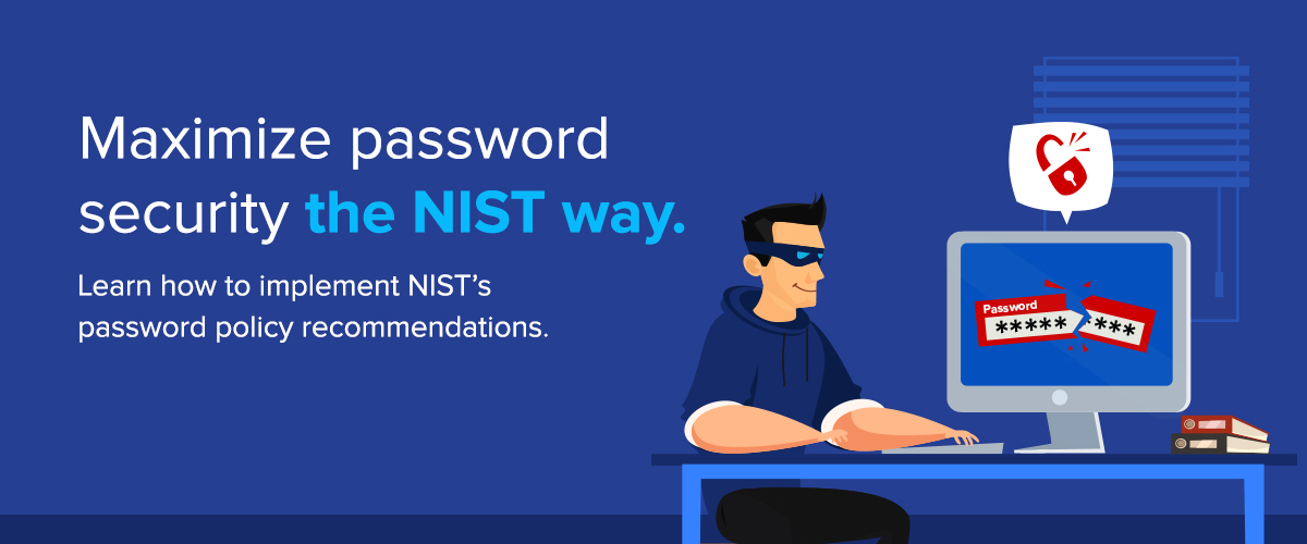 NIST Password Policy Guidelines