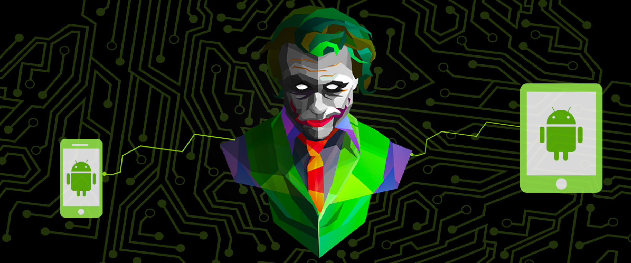 The Joker's in town. Time to secure your Android devices - ManageEngine Blog