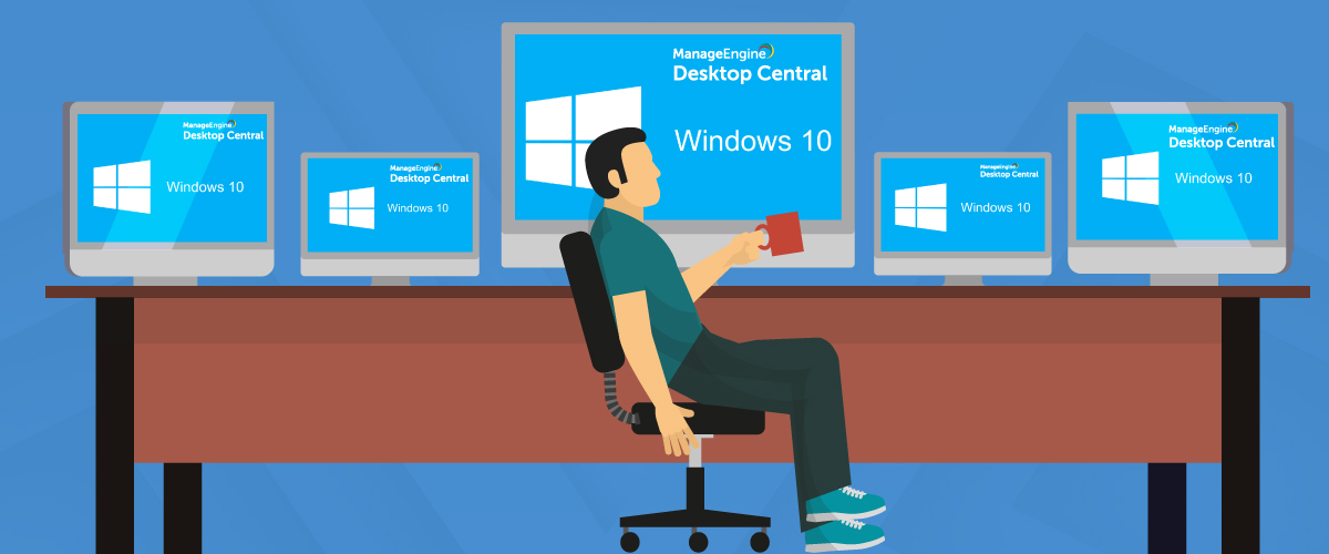 Windows 7 to Windows 10 migration