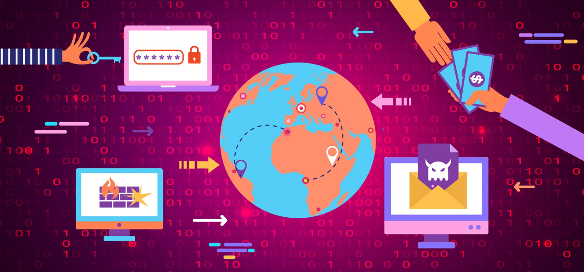 Los tres ciberataques más grandes de 2019 dejan varias lecciones sobre las amenazas cibernéticas.