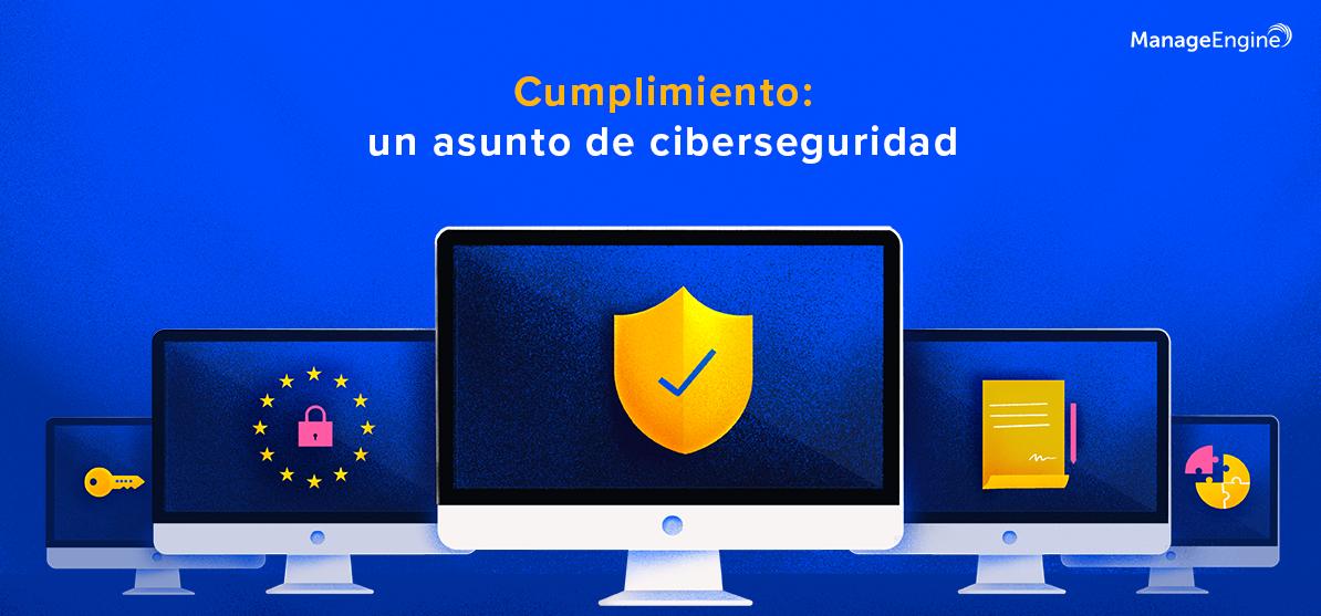 El cumplimiento de TI es un aspecto esencial para la ciberseguridad.