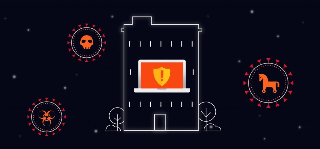 El coronavirus es la nueva ciberamenaza, las herramientas de acceso remoto de ManageEngine pueden protegerlo.