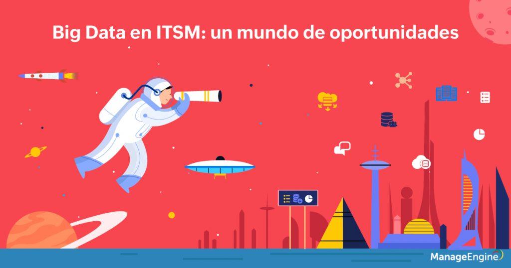 Banner del blog Big Data en ITSM.