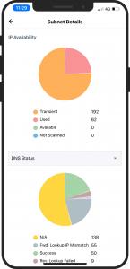 IP Subnets Details | ManageEngine OpUtils
