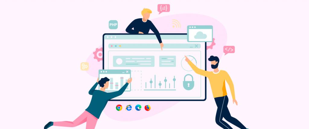 Banner blog gestión de navegadores