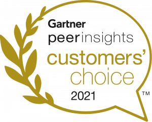 ManageEngine has been recognized as a 2021 Gartner Peer Insights Customers' Choice for Unified Endpoint Management Tools