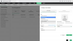 Gestion des utilisateurs dans ManageEngine MSP