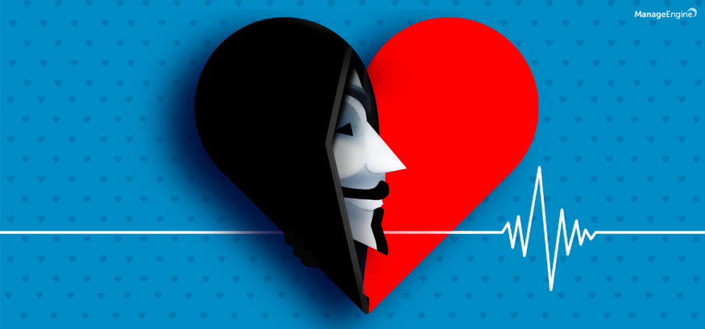 The never-ending love story between cyberattacks and healthcare