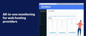 Site24x7-WHMCS integration